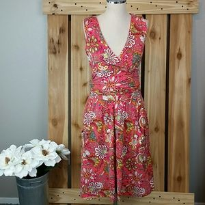 Athleta Floral Dress